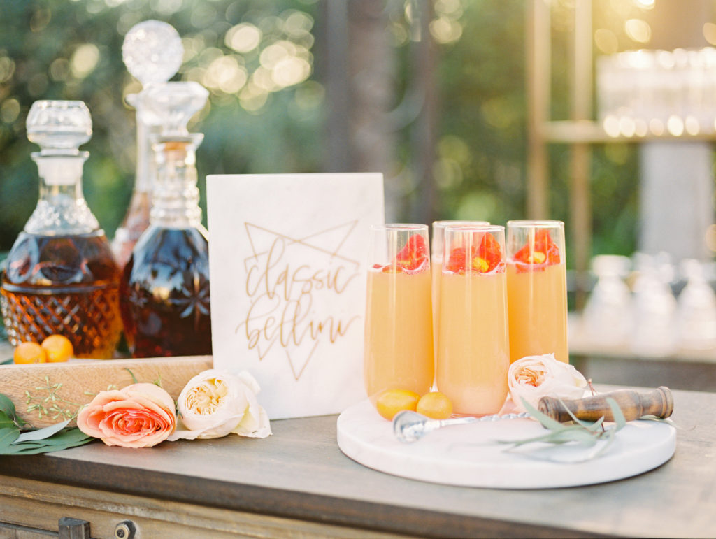 Bellini Bar Orange County Colette's Catering & Events