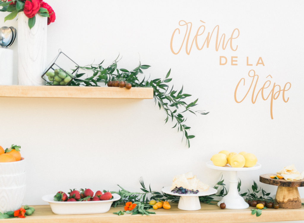 Crepe Station Catering Company