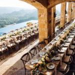 Malibu Rocky Oaks Wedding Reception Inspiration